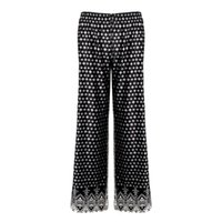 Wholesale The New Spring And Summer Foreign Trade Hot Retro Totem Leisure Comfortable Wide Leg Pants B