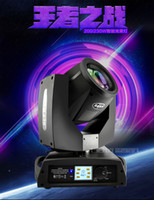 Wholesale LED Moving head R Sharpy beam sharpy R w beam moving head beam light sky DJ concernt theater Event stage light show