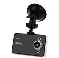auto cars india - 2 Inch TFT Car DVR Camera K6000 Full HD P Loop Cycle Recording Parking Monitor with Boot G sensor Support Auto Ignition