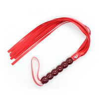 adult racing games - Genuine Leather Fetish Bondage Sex Whip Flogger Bdsm Horse Whip Horse Racing Spanking Paddle Sexy Policy Knout Adult Games