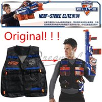 Wholesale Hot Sale Nerf Tactical Vest Elite toy gun Elite Accessories Ammo Holder nerf vest SD892