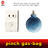 Wholesale Takagism game prop real life room escape game props pinch the gas bag to open the door pinch the door turn on light
