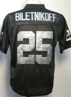 best fred - Fred Biletnikoff Jersey Throwback Football Jersey Best quality Authentic Jersey Size M L XL XXL XXXL Accept Mix Order