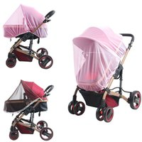 Wholesale Baby Mosquito Net Baby Stroller Full Cover Outdoor Flying Insects Protector Stroller Accessories Mosquito Net VT0322