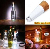 Cheap Originality Light Cork Shaped Rechargeable USB Bottle Light Bottle LED LAMP Cork Plug Wine Bottle USB LED Night Light L0803