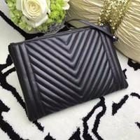 Wholesale M135 Women clutch genuine leather handbag brand designer new arrival high quality luxury fashion stylish bags