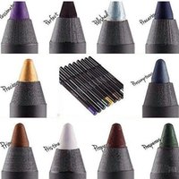 Wholesale 2016 New Precision Pencil Eyeliner Colors Waterproof Eye Liner Gel Makeup Eye Liner