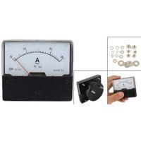Wholesale FSLH AC A Rectangular Panel Analog Meter Ammeter YS