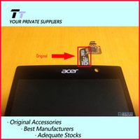 acer lcd parts - New Original For Acer Liquid Z500 LCD Display Digitizer Touch Screen Replacement inch Cell Phone Parts