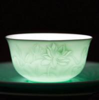bell bone china - Ceramic bowl sale household jobs rice bowls bone China creative hotel golden bell bowl bowl lovely enamel color bowl bowl