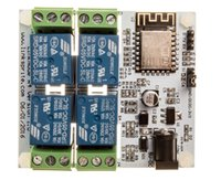 al por mayor wifi para arduino-LinkNode R4: Controlador de relé WiFi compatible con Arduino para pcduino / arduino