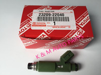 Wholesale ORIGINAL NEW FUEL INJECTOR NOZZLE INJECTION OEM D040 FOR Toyota Matrix MR2 Spyder Vibe Prizm
