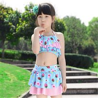 Wholesale 2016 NEW Kids Baby Girls Beauty Mermaid Fancy Swimwear Swimsuit Bikini Set Age Y baby bikini swimwear