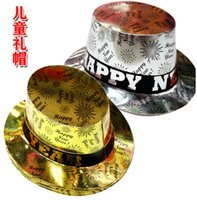Wholesale Fashion Mini Party hats Children Multi color Hip Hop Hat Party Decoration Caps Children Happy Party for Sale