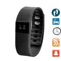 alarm clock wristband - TW64 Bluetooth V4 Smart Sports Bracelets fitness wristbands Activity Tracker Daily Reminder Sleep Monitor Clock Alarm Waterproof