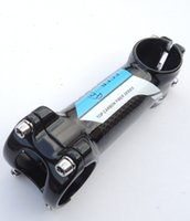 Wholesale Special NEW FCFB FW blue stem alloy k carbon fiber stem moutain road bike stem MM