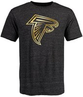 atlanta shirt - Falcons T Shirts cheap rugby football jerseys Atlanta Salute To Service Banner Wave Black Gold Collection Tshirts freeshipping