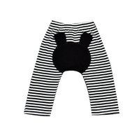Wholesale Boys Girls Baby Clothing PP Harem Pants Cotton Cartoon Spring Autumn Trouser Leggings Newborn Kids Clothing Pants Clothes