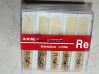 Wholesale Fine Clarinet Reeds Strength parts accessories reeds piece A packing
