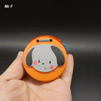 Wholesale Cute Dog Wooden Toy Cartoon Castanets Learning Education Musical Percussion Instruments Wisdom Toy For Children Kids Gifts