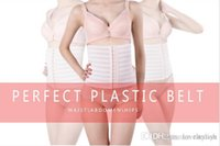 Wholesale 2015 Cummerbun Retail Slimming Vest Body Sculpting Beautiful Figure Curve Charming Thin Waist Tummy Shaper Workout Shapewear