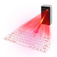 Wholesale Bluetooth Virtual Laser keyboard and mouse with Bluetooth Speaker for Ipad Iphone Tablet PC Notebook