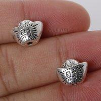 alloy ingot - New x11mm Zinc Alloy Antique Silver Ingot DIY Charms Pendants jewelry making DIY