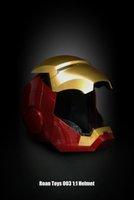 Wholesale Roan Toys IRON MAN MARK III Helmet In Stock