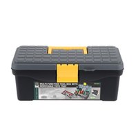 Wholesale Removable Double Layer Repair Tools Storage Case Box Tote Tray Pro s Kit Multifunctional Tool Case
