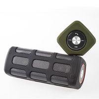 assure blue - 7000mAh waterproof portable stereo blue tooth speaker power bank speaker Quality Assured