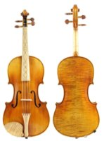 Wholesale EMS Copy of Sebastian Klotz Baroque quot Viola M3397 Maple Fingerboard Free baroque viola bow