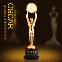 antique trophy cups - Oscars Cup custom made Metal trophy Oscar Custom lettering
