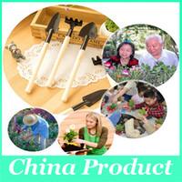 Cheap wooden, iron mini spade Best Garden Shovel  mini garden tools