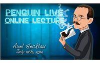 Wholesale 2014 Axel Hecklau Penguin Live Online Lecture magic