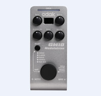 Wholesale GGEC odak GM10 multi effects Wah wah chorus flanger tremolo odak Guitar Effect Pedal guitar effects pedals