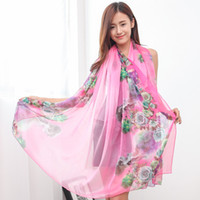 Wholesale 6 Color Rose Rayon Pashmina exquisite poncho Women Warmful cape Cheep shawls and scarves Winter Scarf Fall European fashion