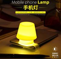 Wholesale Mini Portable Fashion LED Camera External Flash Fill in Flash Selfie Light PC LED Light