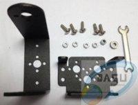 arduino dof - 2 DOF Long Pan and Tilt Servos Bracket Sensor Mount kit for Robot Arduino compat