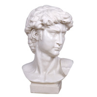 antique marble sculpture - Greatly Venus Head Sculpture Crafts Large Head American Style Figure Display Statue Sculpture Crafts with Marble Sandstone