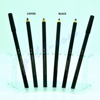 Wholesale Hot new Makeup Ana Extra Waterproof Protective Eyeliner Pencil Brown black Color DHL GIFT