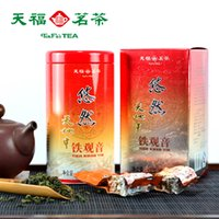 best oolong tea - 9 years best selling good tea classic autumn tea g TenFu tea Leisurely cases QingXiang Tikuanyin tea