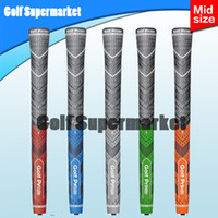 golf grip - golf pride Factory direct sale golf club grips midsize All weather wrap carbon yarn