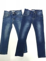 jeans lot - New Girls Jeans Two Colors T T Group Sizes Elastic Skinny Enzyme Wash Jeans Girl Jeans