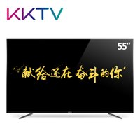 Wholesale kktv K liquid crystal Television kernel Intelligence WIFI Flat Color TV inches