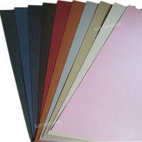 Wholesale A4 g pearly lustre Paper Card Stock for DIY postcard album scrapbook LA0116