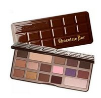 bar packages - New Makeup Eyes Chocolate Bar Eyeshadow Palette Packaged for sale Colors Eyeshadow Palette DHL Free