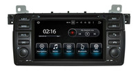 Wholesale 1024x600 HD quot screen Car stereo Navigation For BMW E46 M3 with car dvd gps audio video support DAB OBD
