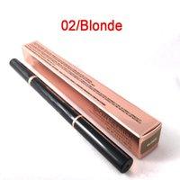 auburn kit - 2016 Brow Definer Makeup Skinny Brow Pencil Crayon A Sourcils Fin Auburn Blonde Chocolate Caramel Soft Brown Taupe