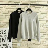 acne clothes - Acne Studios hoodie men autumn winter clothing sport tracksuits fleece hip hop mens Solid Smile sweatshirts Plus size