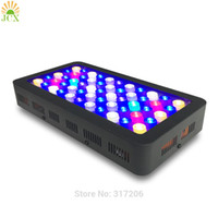 best light for coral growth - Dimmable w Full spectrum led aquarium lamp for coral reef aquarium led lighting best for Fish tanks Marine plants Growth
